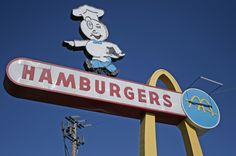 Saved: America's Oldest Surviving McDonald's (Photo: Perry Tak)