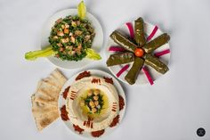 أَهْلًا وَسَهْلًا‎ - The Lebanese Festival Pita Wrap, Lebanese Recipes, Shawarma, Vegetarian Options, Falafel, Hummus, Menu, Plates, Food