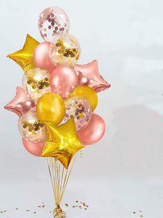 "12pcs. 12/"" Damask Patterned Black /& White Latex Balloons Party Decoration 6pcs"