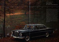 https://flic.kr/p/L3haL3 | Mercedes-Benz S Klasse - Zijn tijd vooruit, De…