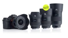 ZEISS Batis Lenses - Lenti di alta qualità per fotocamere Sony E-mount