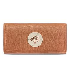 MULBERRY Daria Continental wallet (Oak 59e386caacd43