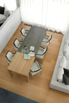 KENZIE bicolor chairs by Mobitec.