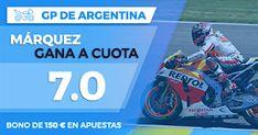 el forero jrvm y todos los bonos de deportes: Paston Megacuota MotoGP Argentina: Márquez gana 8 ...