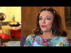 Joan Collins Turns Into Total Bitch During 60 Minutes Interview - Never saw this interview with Joan.  She really does tell it like it is.  Does show some footage of her I've not seen before.  I think she's a very beautiful woman!