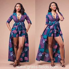 Most African/Nigerian women fashion for today is going for sexy and smart dresses. African women nowadays, love their outfits short, smart and chic. Latest African Fashion Dresses, Latest Ankara Styles, African Inspired Fashion, African Dresses For Women, African Print Dresses, African Print Fashion, Africa Fashion, African Attire, African Wear