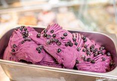 Čučoriedková zmrzlina s jogurtom Icing, Ice Cream, Cake, Desserts, Food, Petra, No Churn Ice Cream, Pie Cake, Tailgate Desserts