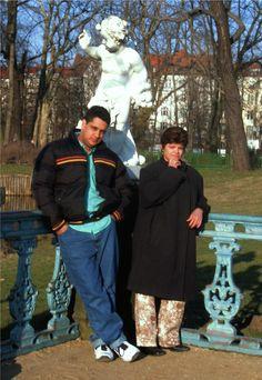 Julho  mit Eliane - 2005