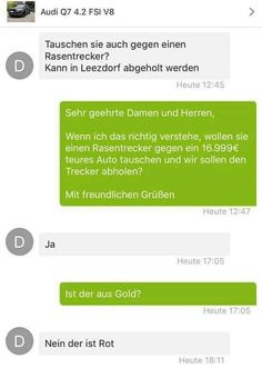 Source by stefanskubrick Audi Q7, Haha, Comedy, Funny Messages, Humor, Smiley, Funny Pictures, Funny Pics, Fails