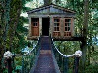 Treehouse Temptations: The Seven Best Treehouse Hotels In North America