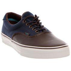 94722cf047 Men s Vans Era 59   Leather   Cord