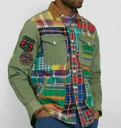 Polo Ralph Lauren Cotton Long Sleeve Button-Up Casual Button-Down Shirts for Men for sale Ralph Lauren Shop, Boys Shirts, Mens Clothing Styles, Casual Button Down Shirts, Shirt Style, Cool Outfits, Menswear, Kimono, Maturity
