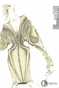 Elena Slivnyak's past work sketches