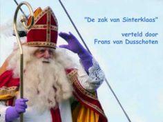 De zak van Sinterklaas (verhaaltje)