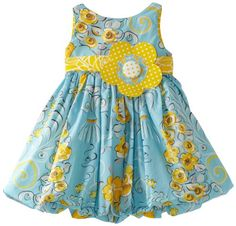 Jelly The Pug Baby-Girls Infant Poem Bubble Dress, Blue/Yellow, 12 Months Jelly the Pug,http://www.amazon.com/dp/B006LTODVQ/ref=cm_sw_r_pi_dp_Zy3btb0YNVPSF8BT