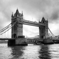 Tower Bridge - London, England #travel #uk #studyabroad    Full post on my visit here: http://wannabegradstudent.tumblr.com/post/45200551037