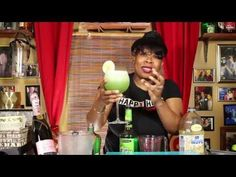 CROWN ROYAL APPLE COLADA - The Happy Hour with Heather B - YouTube