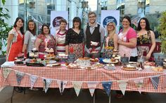 womens institute cake stall - Google Search