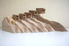 contour work by Koji Kakuchi