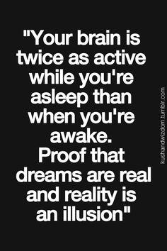 Your Brain and sleep. #sleep #words