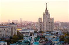 Посвящается Москве