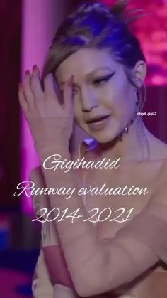 Gigi Hadid, Model, Movie Posters, Eye, Scale Model, Film Poster, Models, Template