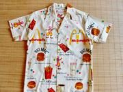 The world's largest online collection of men's Vintage Hawaiian Shirts. Exceptional pieces of authentic wearable Vintage Hawaiian Shirt clothing art. Mc Donald Big Mac, Kimono Shirt, Vintage Hawaiian Shirts, Aloha Shirt, Japanese Kimono, Vintage 70s, Hibiscus, Men Casual, Mens Fashion