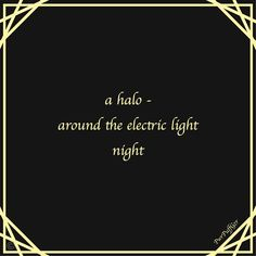 haiku 5-7-5s micro poems by Paul Douglas Lovell (@PowerpuffGeezer) https://scriggler.com/detailPost/story/47160 Our fast-paced lives leave little time to contemplate. These Micro Moments are designed to entertain in a few words, read them slowly and savour the essence. Be they ordinary or remarkable, they are all special in their simplicity. 043