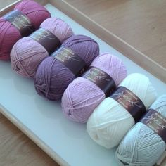 Stylecraft Special DK Colour Combination from My Craft Life