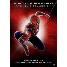 The Amazing Spider-Man/The Amazing Spider-Man 2/Spider-Man 1-3 (5 Discs) (dvd_video)