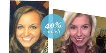 iLookLikeYou.com - 40% Match #258424 Look Alike, Search Engine, Twins, Engineering, Gemini, Architectural Engineering, Twin