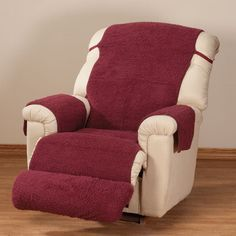 Sherpa Recliner Cover - Zoom  19.99