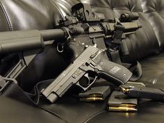 TWS & SIG Sauer P226 MK25 by _FBentkowski