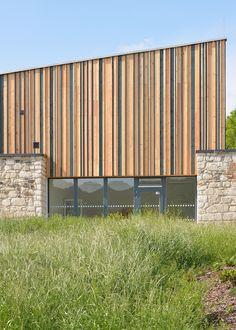 Gallery of Training Center / 3+1 architekti - 4