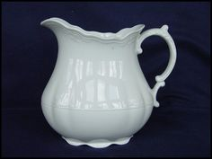 Ironstone pitcher - Alfred Meakin