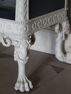Although the use of animal legs in furniture can be traced to Ancient Egypt, it was also commonly used in Byzantine designs, and continues to be used.