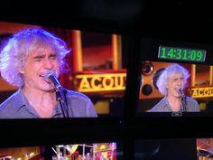 Louis Bertignac enregistre #Acoustic