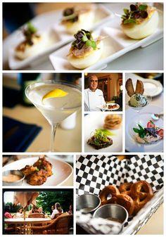 Beautiful food and service The Gastropub at Hyatt Regency Chesapeake Bay | Photo by KitaRobertsPhotography.com