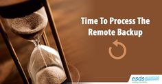 The time to process the remote backup can be reduced by A. Flags B. Breakpoints C. Redo points D. Checkpoints #BackUp #Data