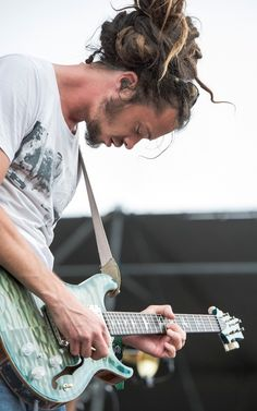 I love that he is who he is no matter what. He's down to earth, humble, intelligent, educated and all around an amazing guy. The lyrics he writes are deep and come from deep down in his soul. Soja shows are electrifying and meaningful!!! Truly one of a kind.