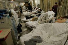 Overcrowding in hospitals. Hurricane Katrina, Hospitals, Ottawa, Medical, Books, Libros, Medicine, Book, Book Illustrations