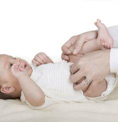 Chá para aliviar as cólicas de bebé