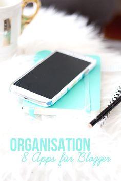 COFFEE & BLOG: Organisation - 8 Apps für Blogger - provinzkindchen