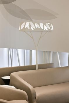 13 | Airport Lounge Simulates An Urban Park To Soothe Harried Flyers | Co.Design | business + design