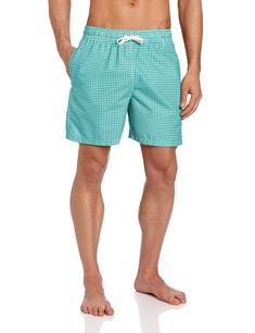 Trum Namii Boys Quick Dry Swim Trunks Purple Retro Astronaut Flag Shorts