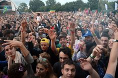 Art Sonic crowd. 2015 live pictures. @JB Quentin.
