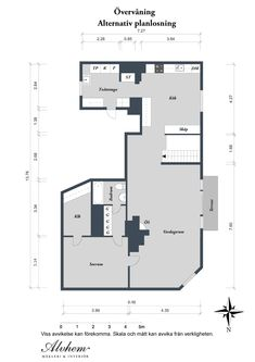 Exceptional Attic Duplex for an Idyllic Lifestyle in Gothenburg, Sweden - http://freshome.com/2013/09/26/exceptional-attic-duplex-for-an-idyllic-lifestyle-in-gothenburg-sweden/