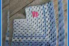 Gratis Patroon – Mini poncho haken