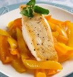 Chilean Sea Bass | Fighting Child Obesity | Red Light, Green Light, Eat Right!