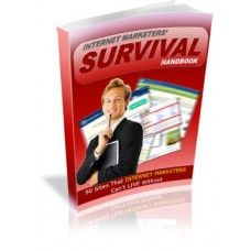 Internet Marketers' Survival Kit - 50 Sites Internet Marketers Can't Live Without